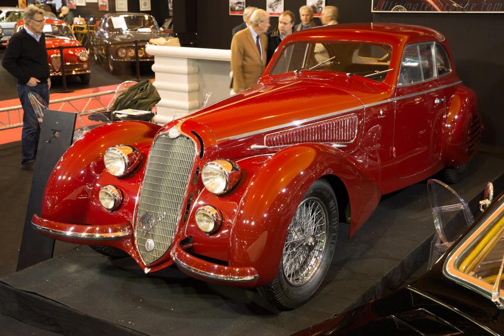 Alfa Romeo 8C 2900B Lungo Touring Berlinetta - Chassis: 412024  - 2016 Retromobile