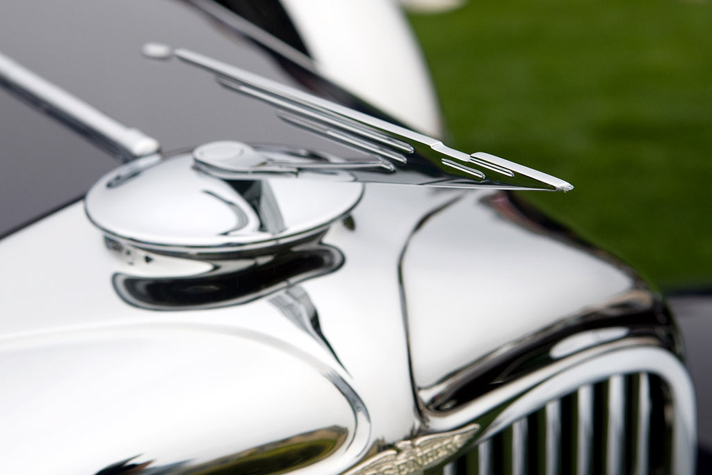 Duesenberg SJ Murphy Beverly - Chassis: 2538 J-512  - 2008 Pebble Beach Concours d'Elegance