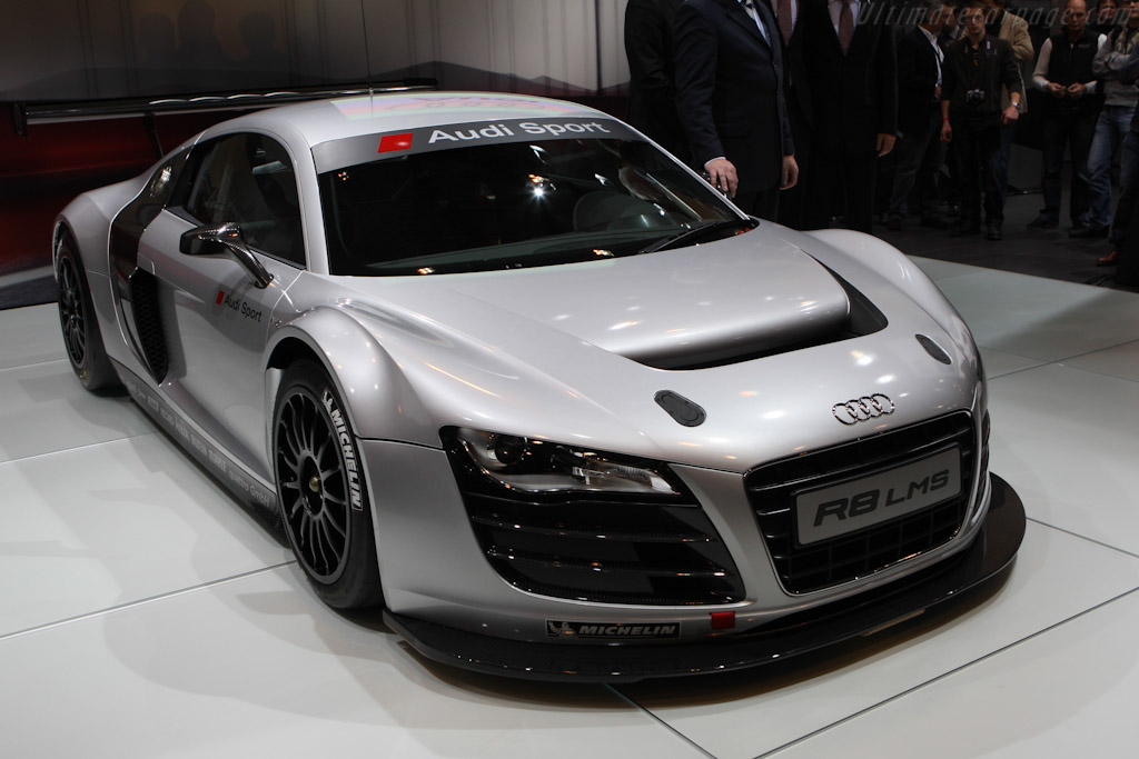 Audi R8 LMS    - 2008 Essen Motor Show