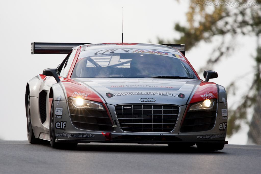 Audi R8 Lms 2009 Fia Gt Zolder