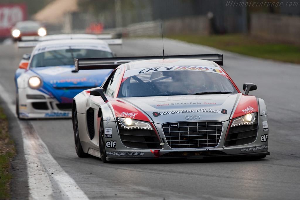 Audi R8 LMS    - 2009 FIA GT Zolder