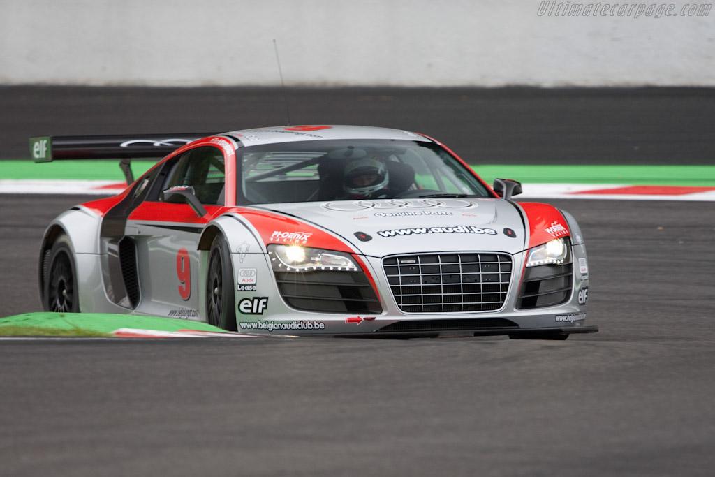 Audi R8 LMS    - 2009 Le Mans Series Spa 1000 km