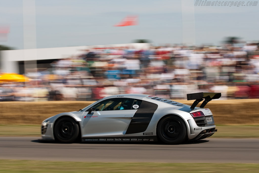 Audi R8 Lms 2010 Goodwood Festival Of Speed
