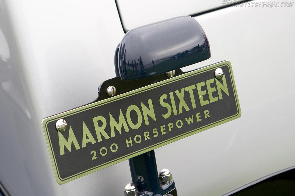 Marmon Sixteen LeBaron Convertible Sedan - Chassis: ?   - 2008 Pebble Beach Concours d'Elegance