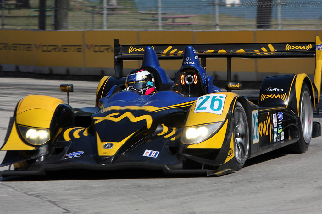 Click here to open the Acura ARX-01b gallery