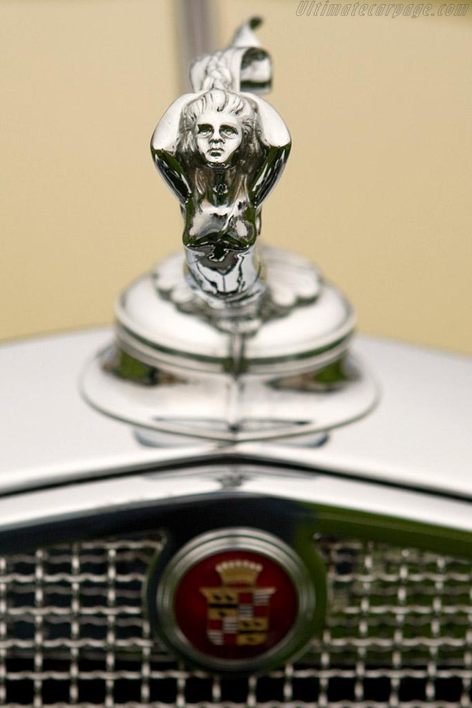 Cadillac 452 A V16 Rollston Convertible Coupe    - 2008 Pebble Beach Concours d'Elegance