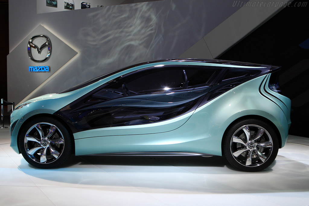 Mazda Kiyora Concept    - 2008 Mondial de l'Automobile Paris