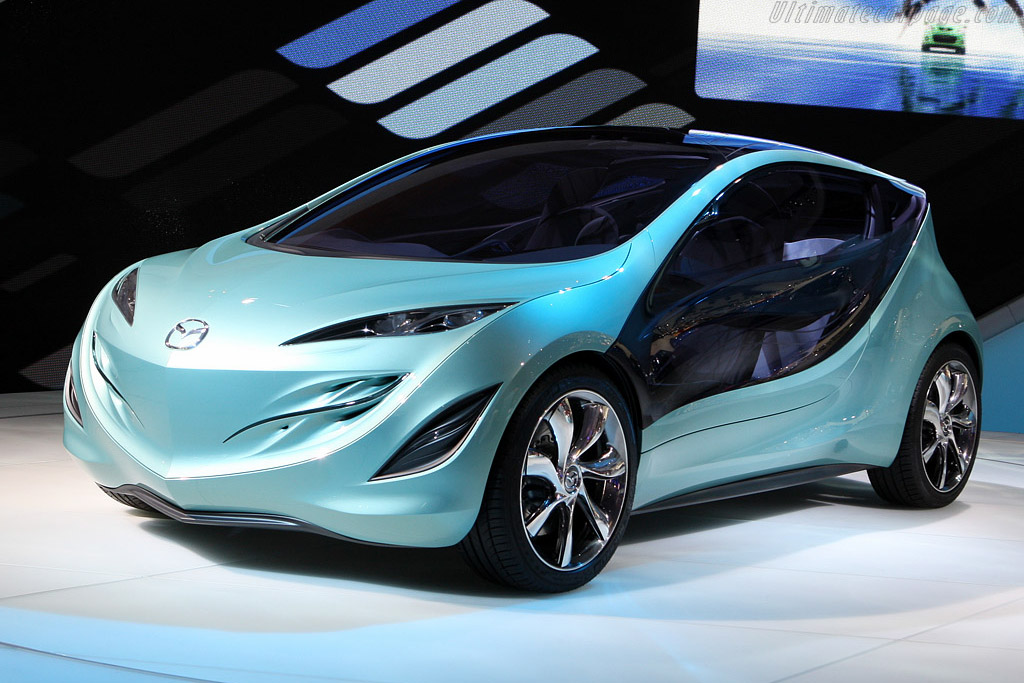 Click here to open the Mazda Kiyora Concept gallery