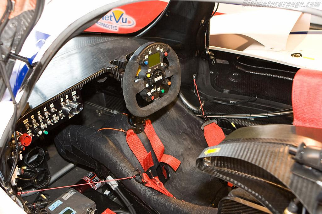 MG Lola EX265C - Chassis: B0880-HU03   - 2008 Le Mans Series Silverstone 1000 km