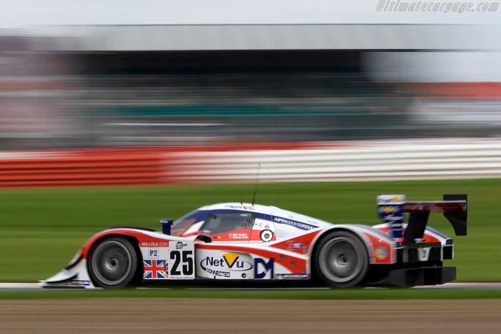 Series >> MG Lola EX265C - Chassis: B0880-HU03 - 2008 Le Mans Series Silverstone 1000 km