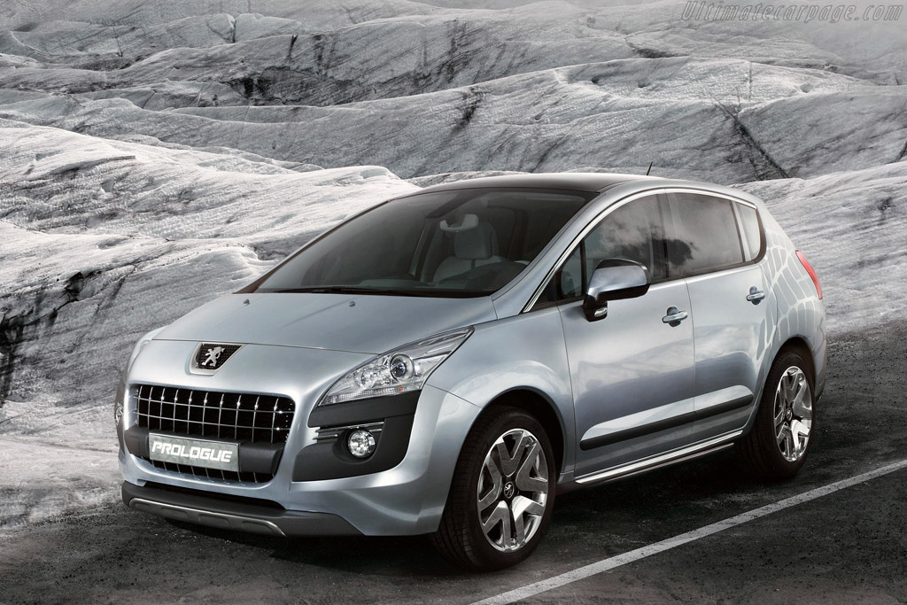 Click here to open the Peugeot Prologue Concept gallery