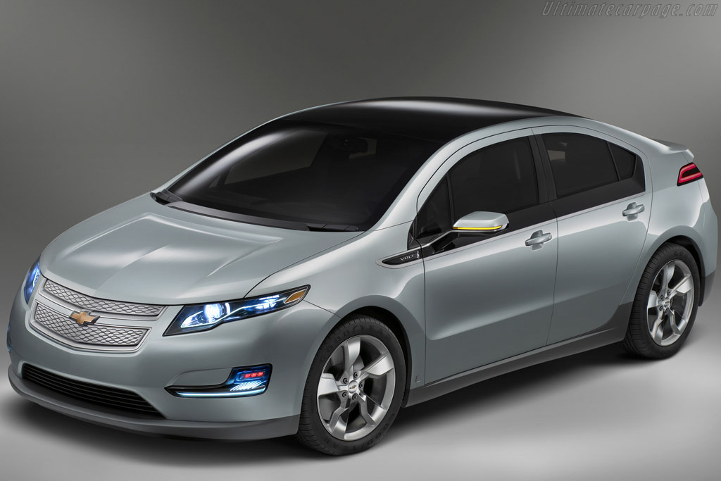 Click here to open the Chevrolet Volt gallery