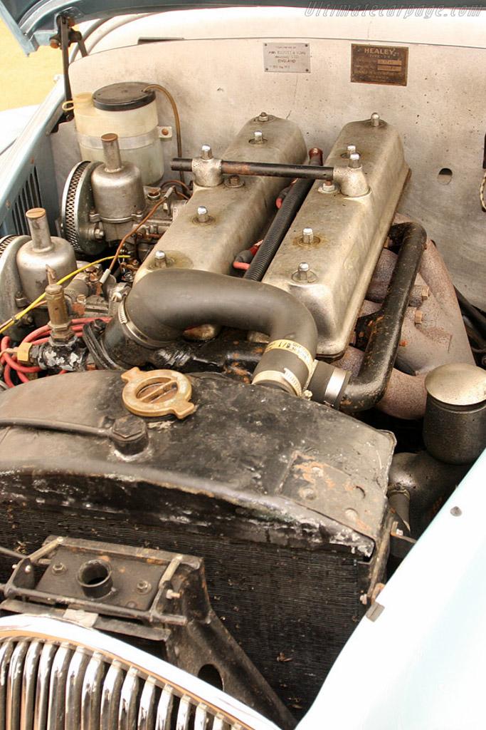 Healey Elliott - Chassis: B1708   - 2008 Goodwood Revival