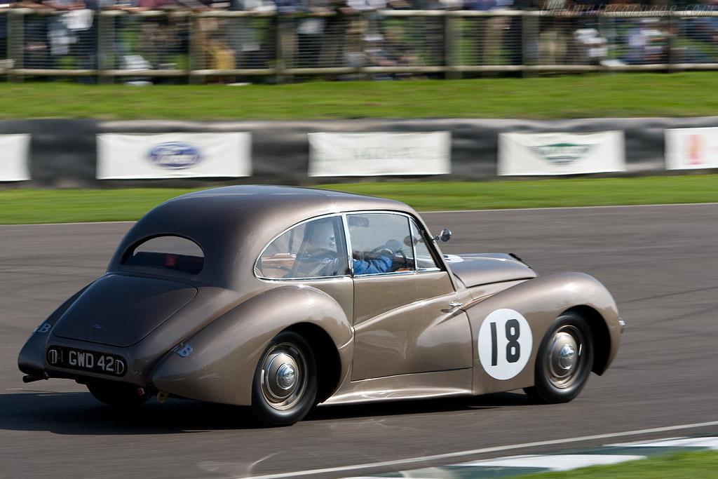 Healey Elliott - Chassis: B1649   - 2008 Goodwood Revival