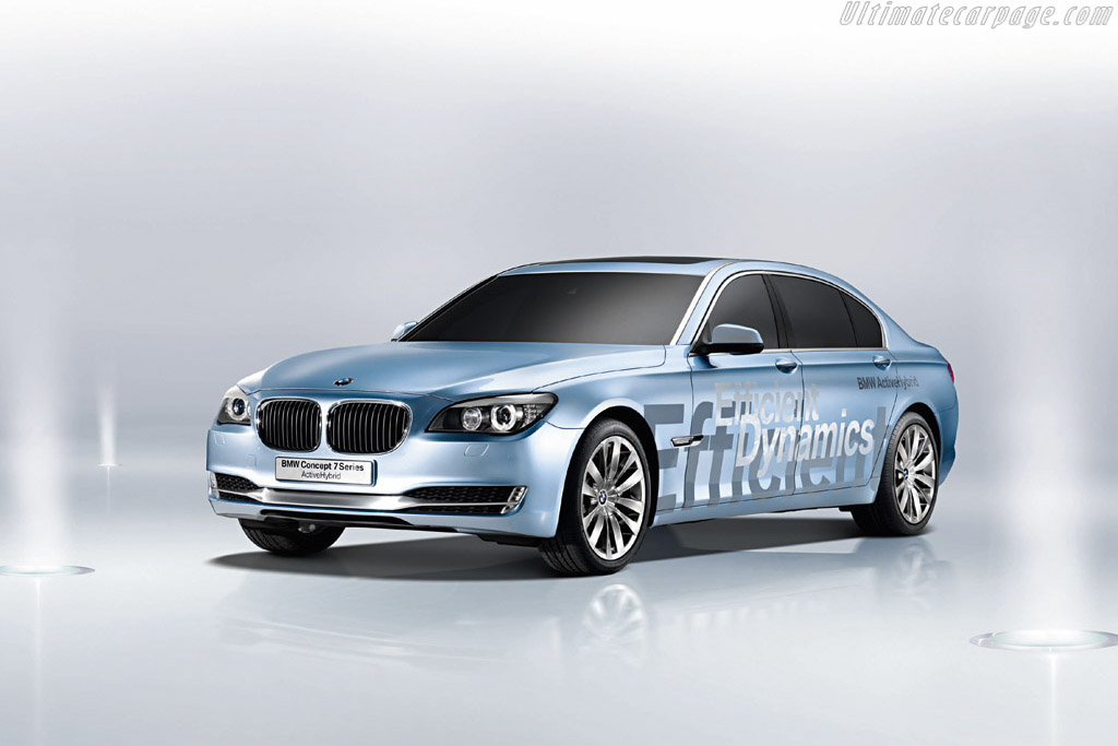 BMW Concept 7-Series Hybrid