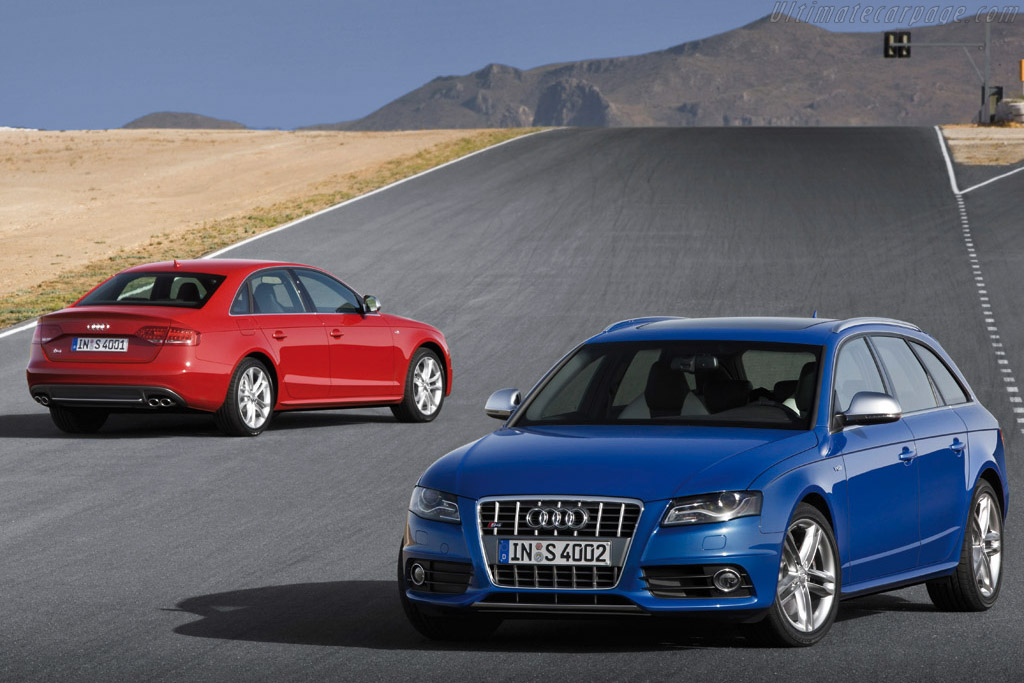 Click here to open the Audi S4 Avant gallery