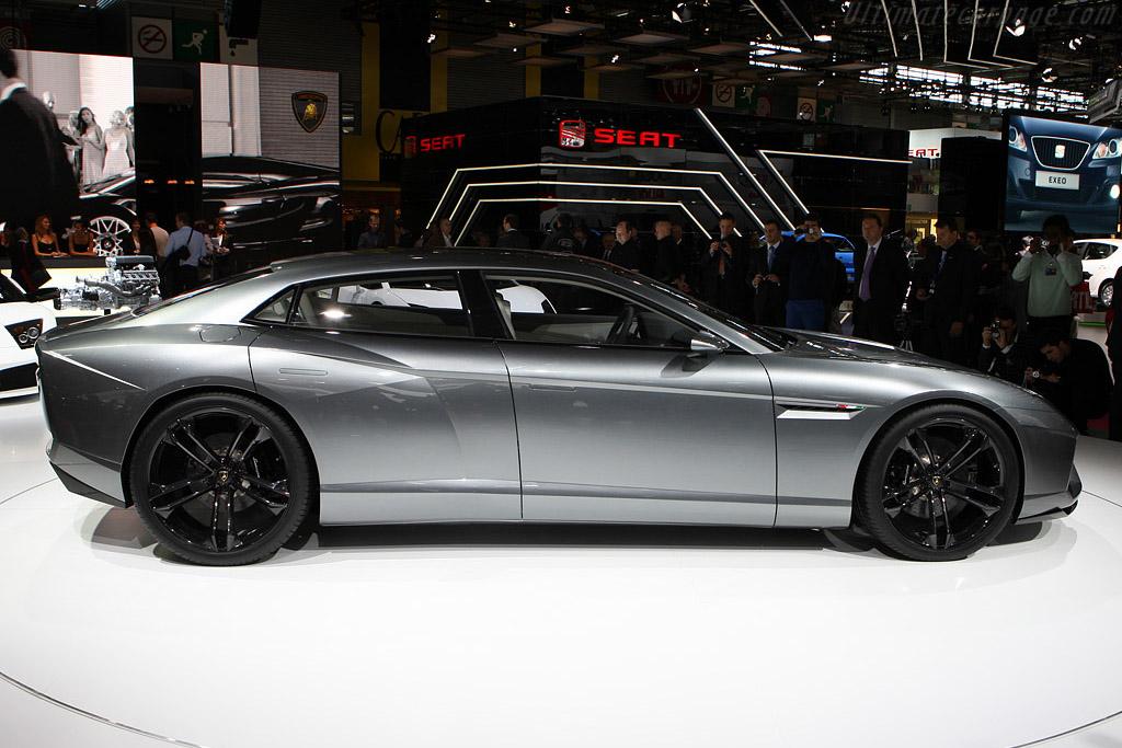 Lamborghini Estoque Concept   - 2008 Mondial de l'Automobile Paris