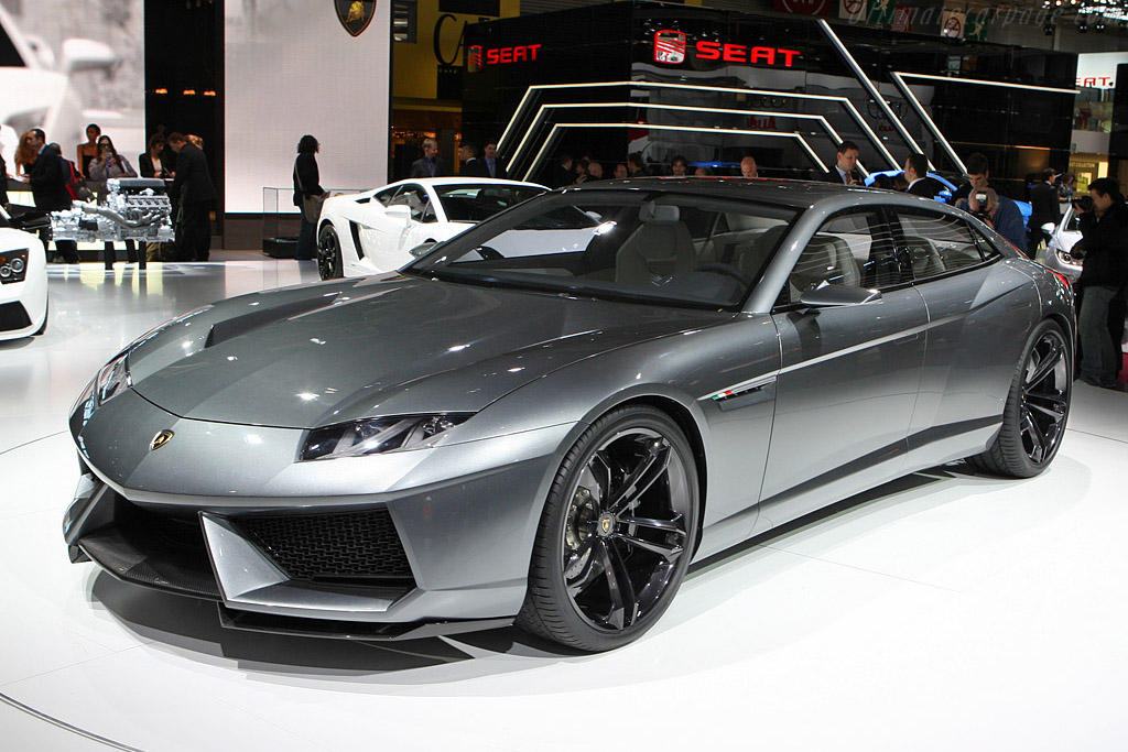 2008 Lamborghini Estoque Concept - Images, Specifications and Information