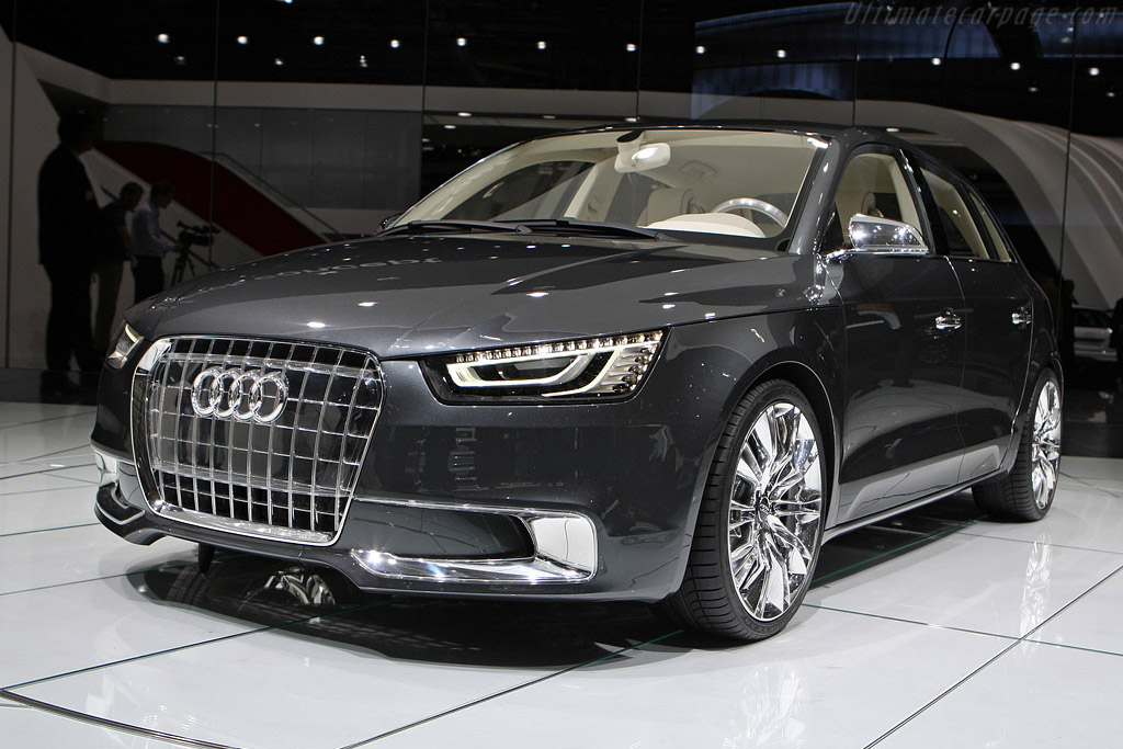 2008 audi a1 sportback concept images specifications and information. Black Bedroom Furniture Sets. Home Design Ideas
