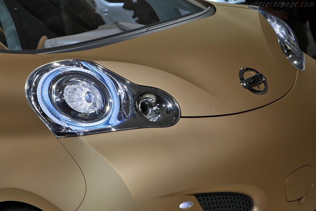 Nissan Nuvu Concept    - 2008 Mondial de l'Automobile Paris