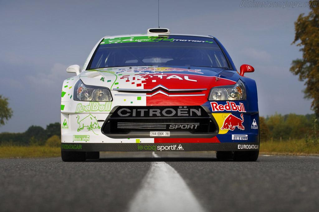 Citroën C4 WRC HYmotion4