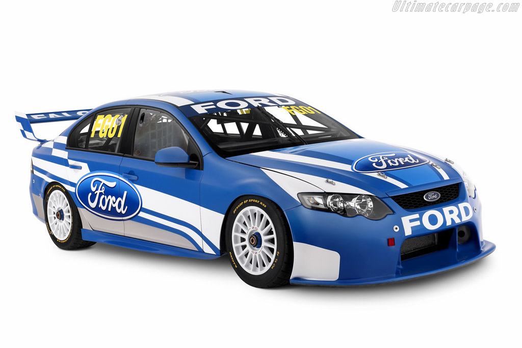 Click here to open the Ford Falcon 'FG01' V8 Supercar gallery