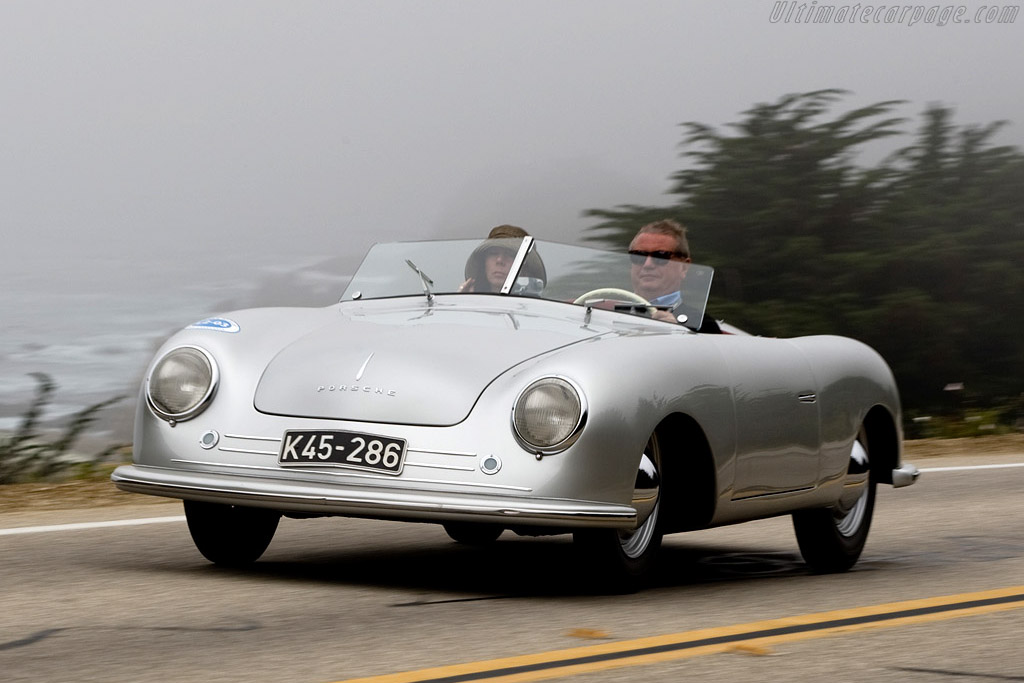 Click here to open the Porsche 356/1 Roadster gallery
