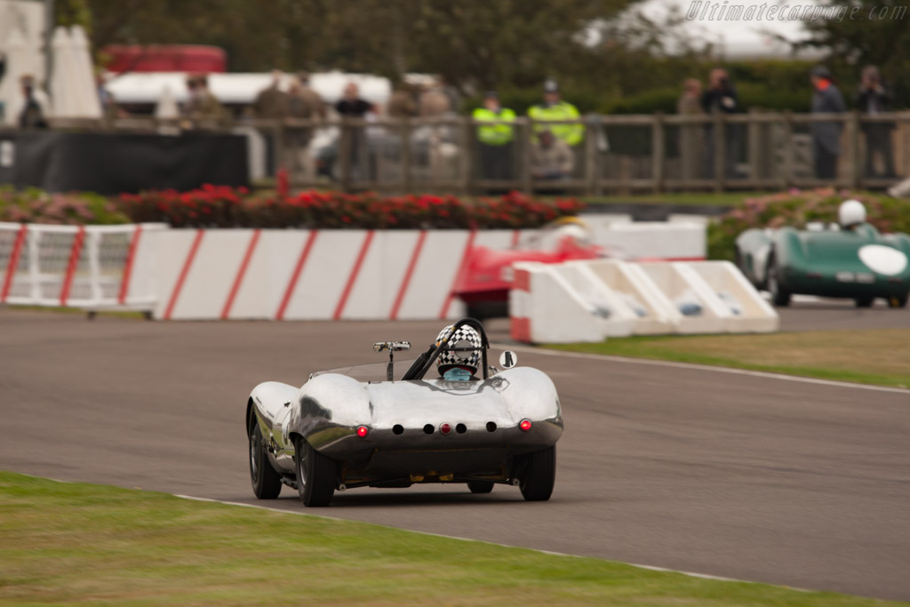 Lola Mk1 Climax - Chassis: Prototype   - 2009 Goodwood Revival