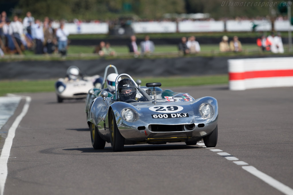 Lola Mk1 Climax - Chassis: Prototype   - 2017 Goodwood Revival