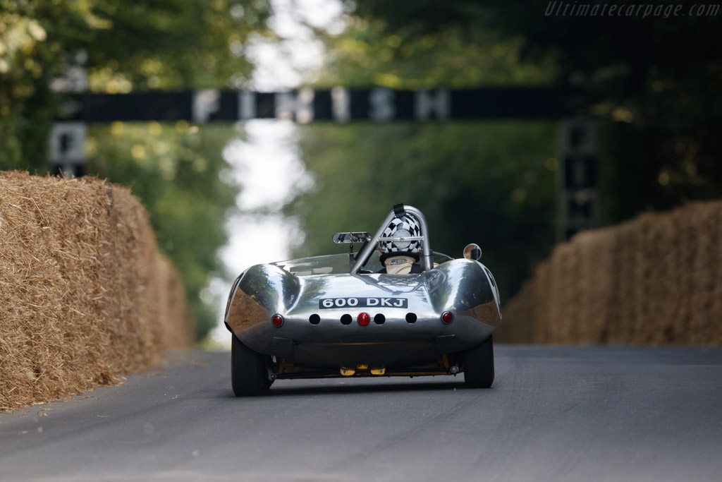Lola Mk1 Climax - Chassis: Prototype   - 2018 Goodwood Festival of Speed