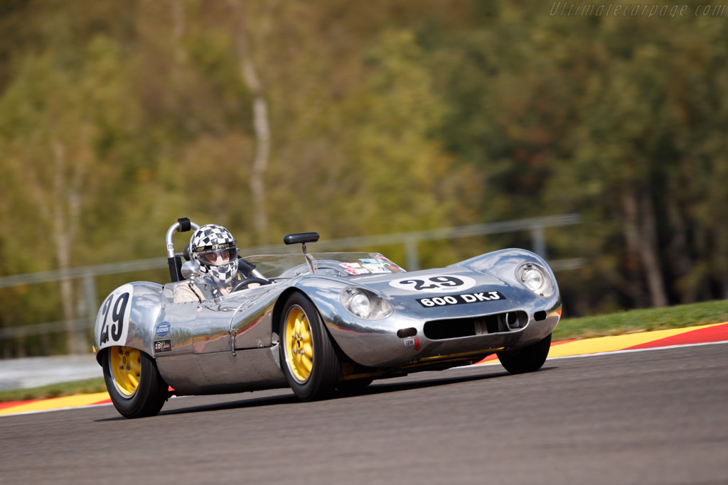 Lola Mk1 Climax - Chassis: Prototype   - 2018 Spa Six Hours
