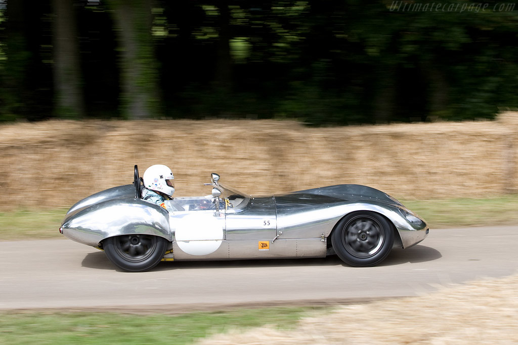 Lola Mk1 Climax - Chassis: Prototype   - 2008 Goodwood Festival of Speed