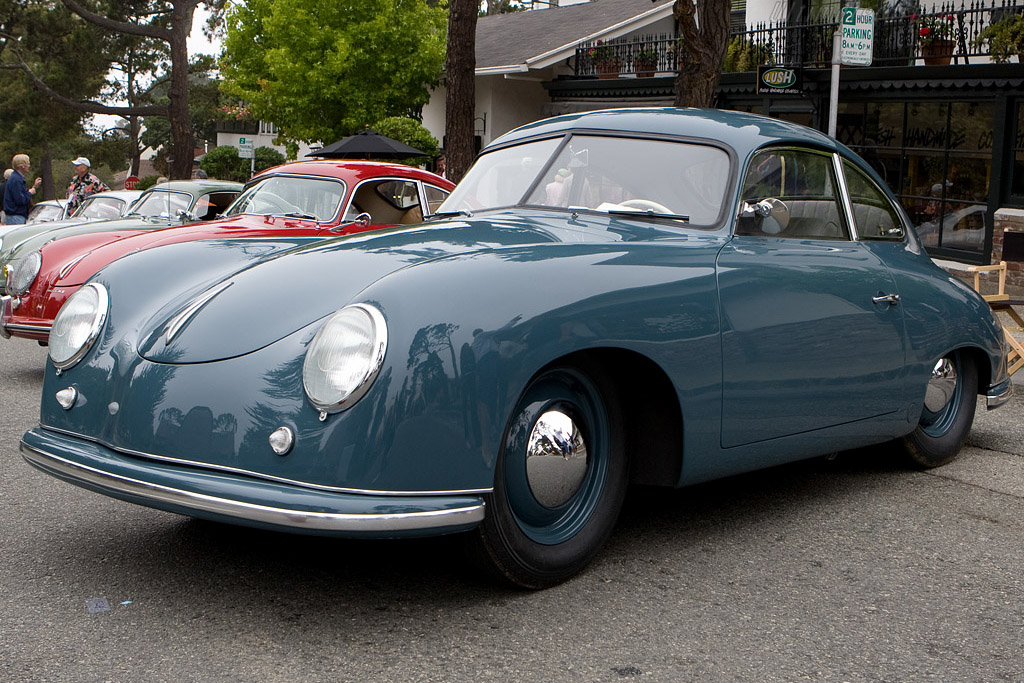 Click here to open the Porsche 356 Coupe gallery