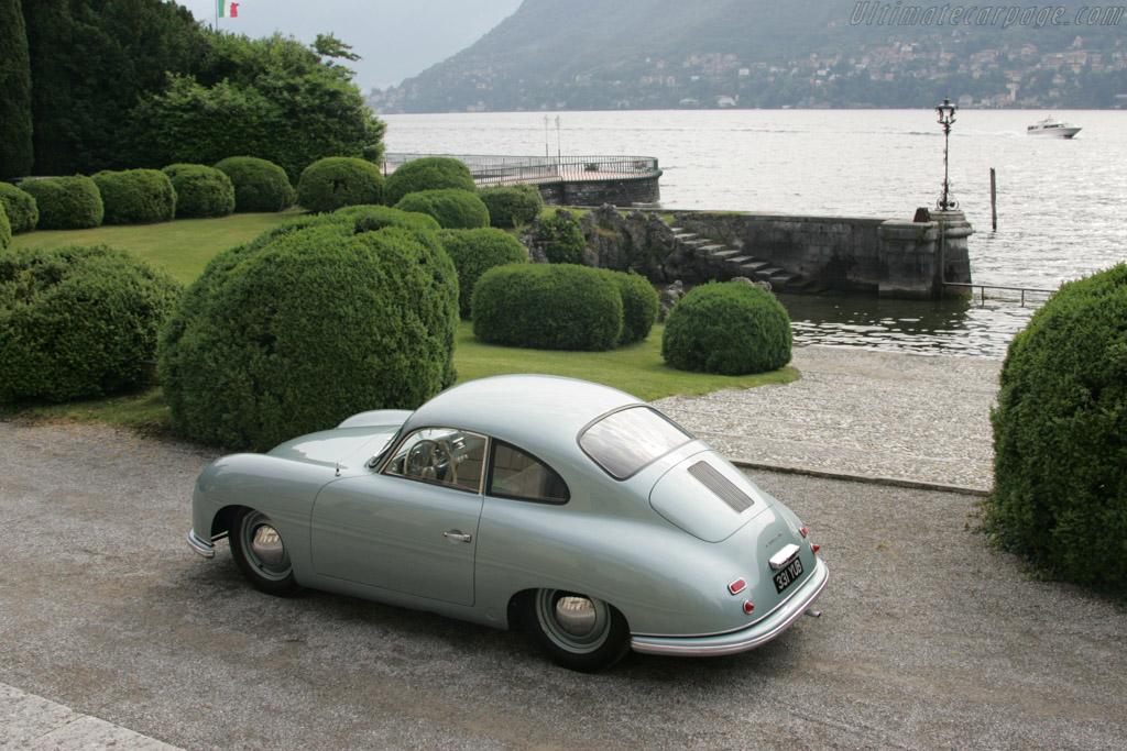 Porsche 356 Coupe - Chassis: 5447  - 2011 Concorso d'Eleganza Villa d'Este