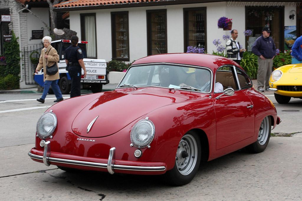 Porsche 356 1500 Super Coupe - Chassis: 50192   - 2008 Concours on the Avenue