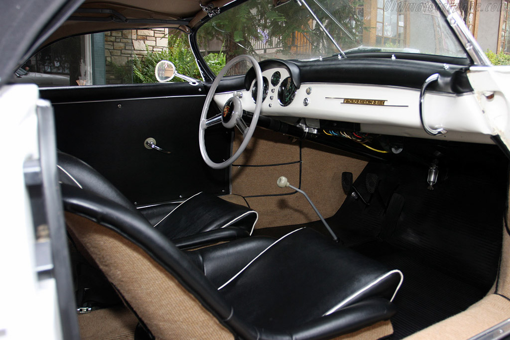 Porsche 356 1500 Speedster - Chassis: 80200   - 2008 Concours on the Avenue