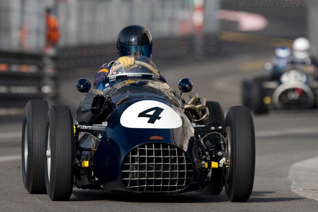 Connaught A-Series - Chassis: A8   - 2008 Monaco Historic Grand Prix