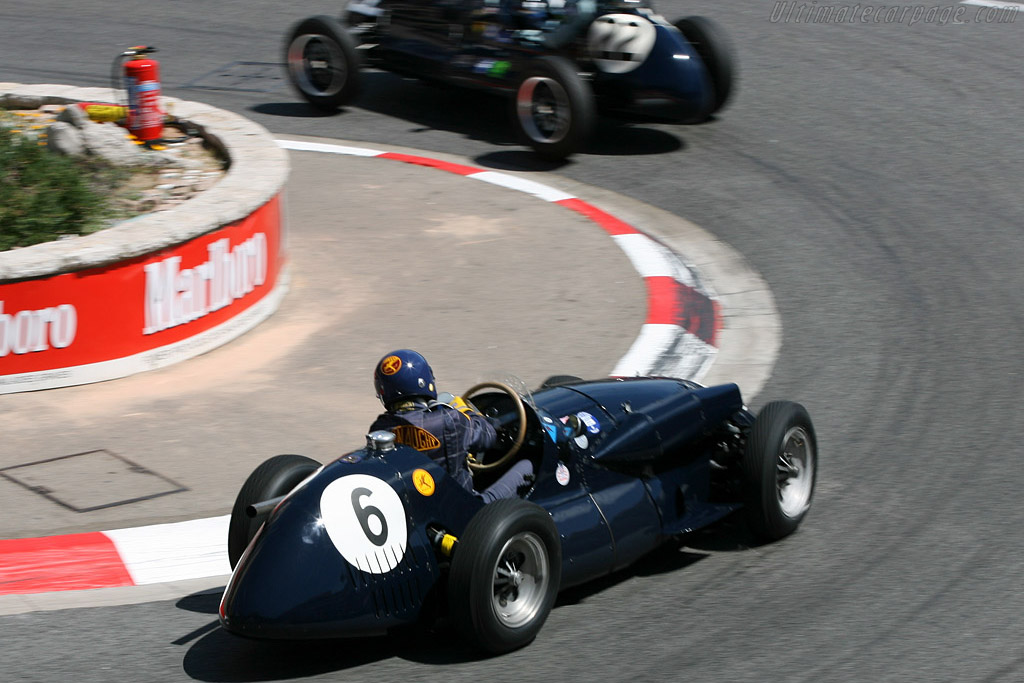 Connaught A-Series - Chassis: A8   - 2006 Monaco Historic Grand Prix