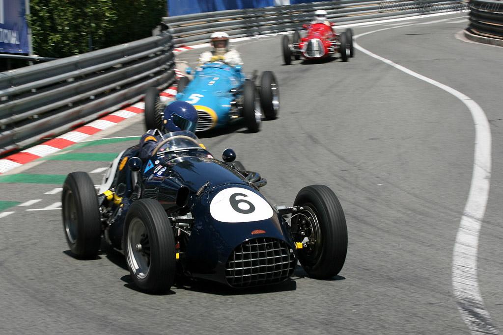Connaught A-Series - Chassis: A8   - 2006 Monaco Historic Grand Prix