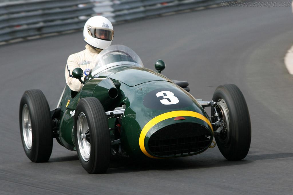 Connaught A-Series - Chassis: A7   - 2006 Monaco Historic Grand Prix