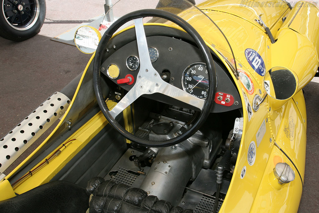 Connaught A-Series - Chassis: A4   - 2006 Monaco Historic Grand Prix