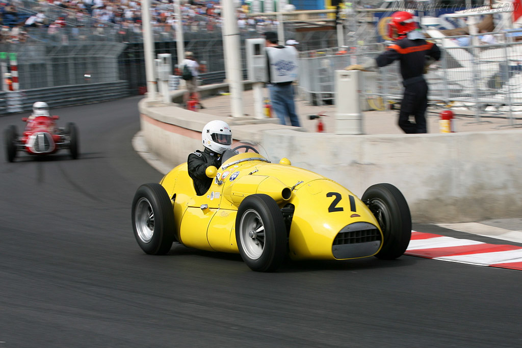 Connaught A-Series - Chassis: A4   - 2006 Monaco Historic Grand Prix