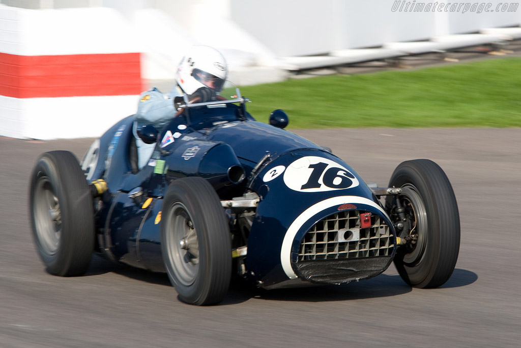 Connaught A-Series - Chassis: A3   - 2008 Goodwood Revival