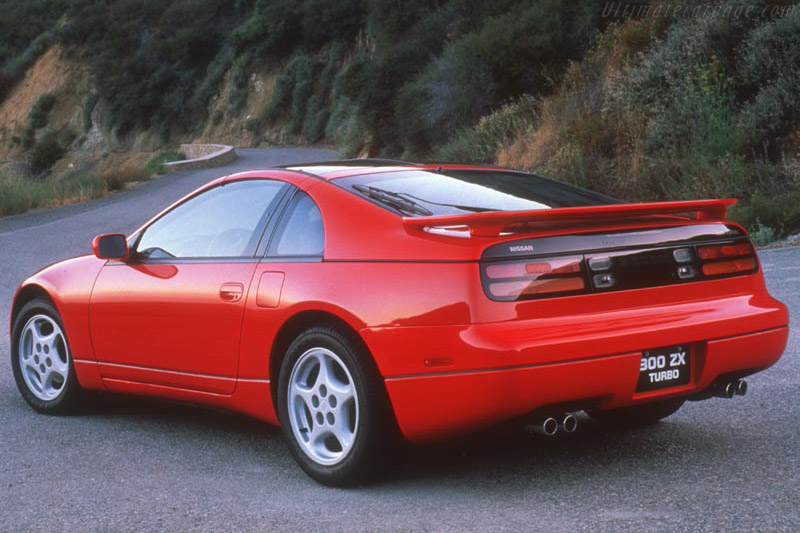 Click here to open the Nissan 300ZX Turbo gallery