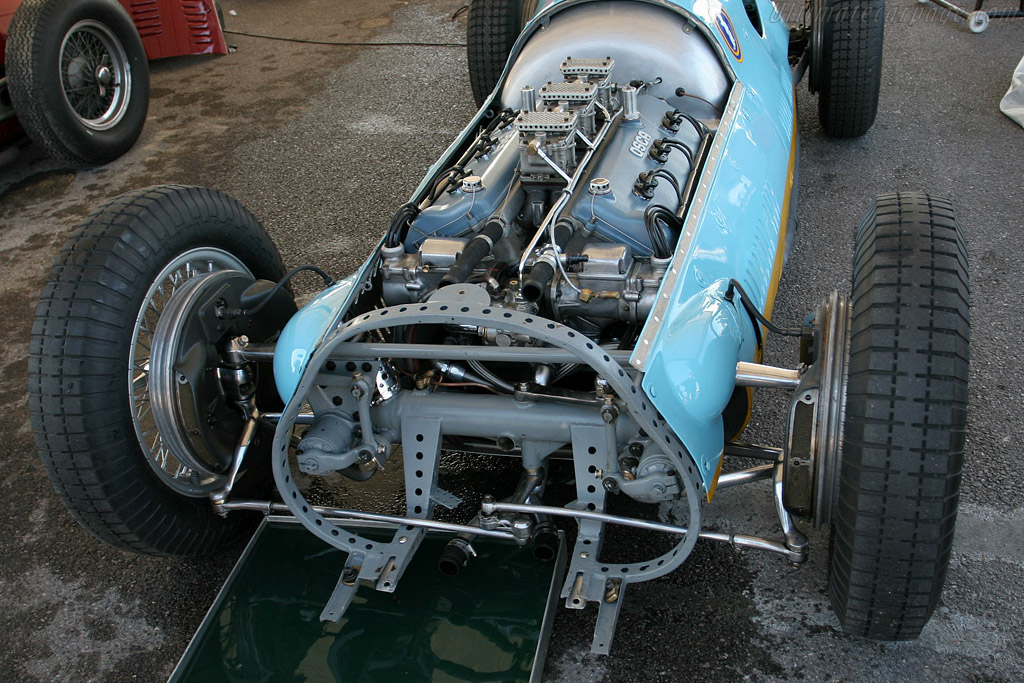 OSCA Tipo G 4500 - Chassis: 1598   - 2008 Goodwood Revival