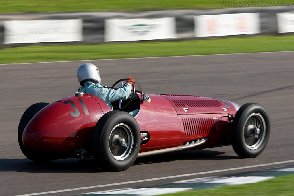 OSCA Tipo G 4500 - Chassis: 45G-01   - 2008 Goodwood Revival