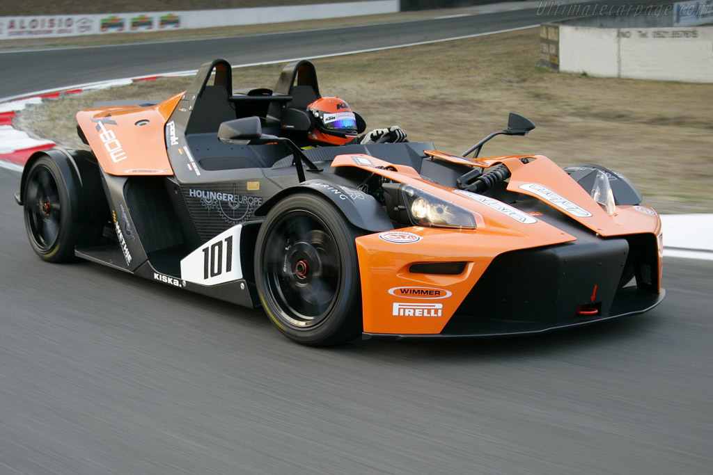 Click here to open the KTM X-Bow 'Race' gallery