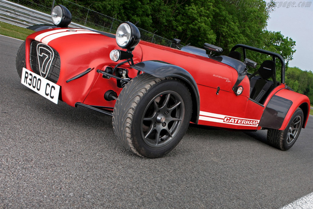 Click here to open the Caterham Seven Superlight R300 gallery