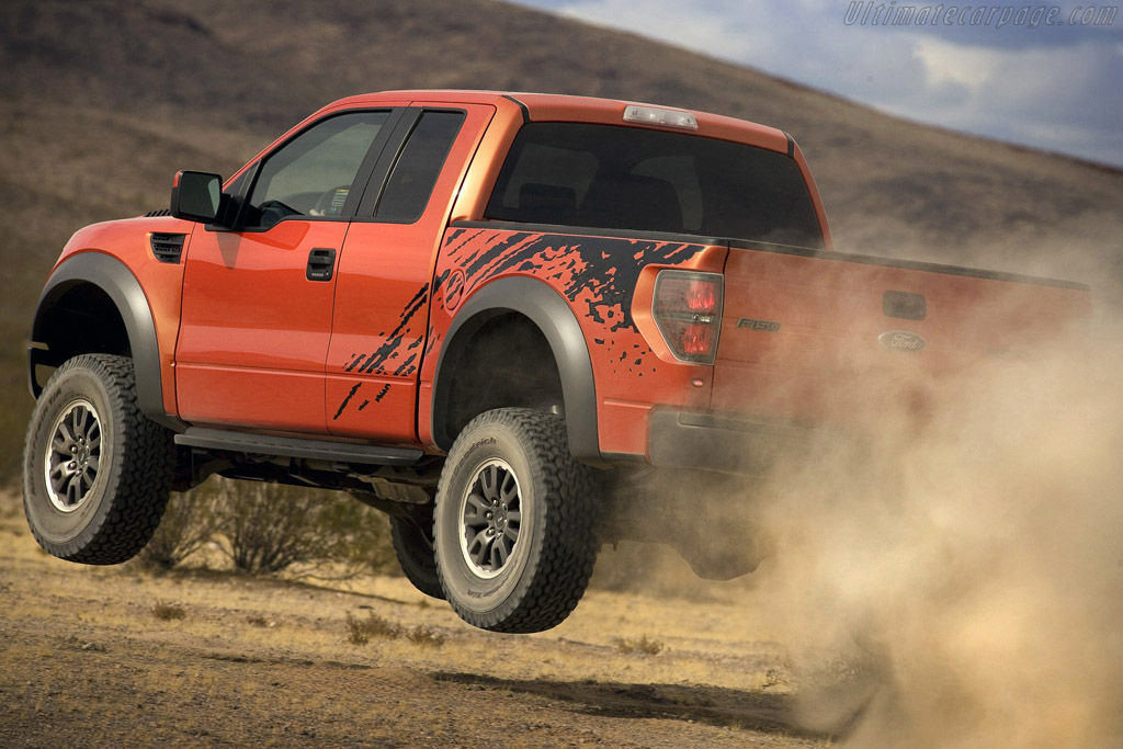Ford F-150 SVT Raptor