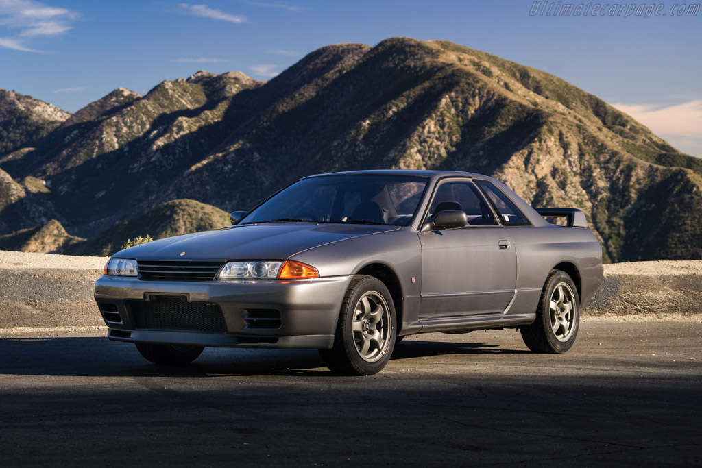 Click here to open the Nissan Skyline GT-R gallery
